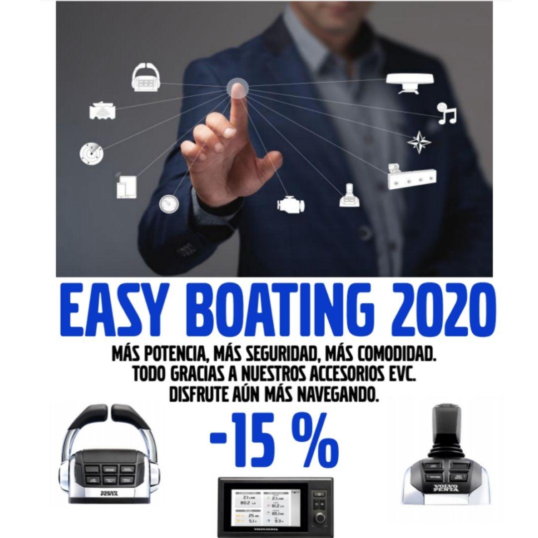 Promoción Volvo Easy Boating