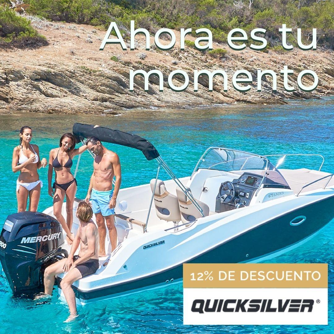 AHORA ES TU MOMENTO…Quicksilver