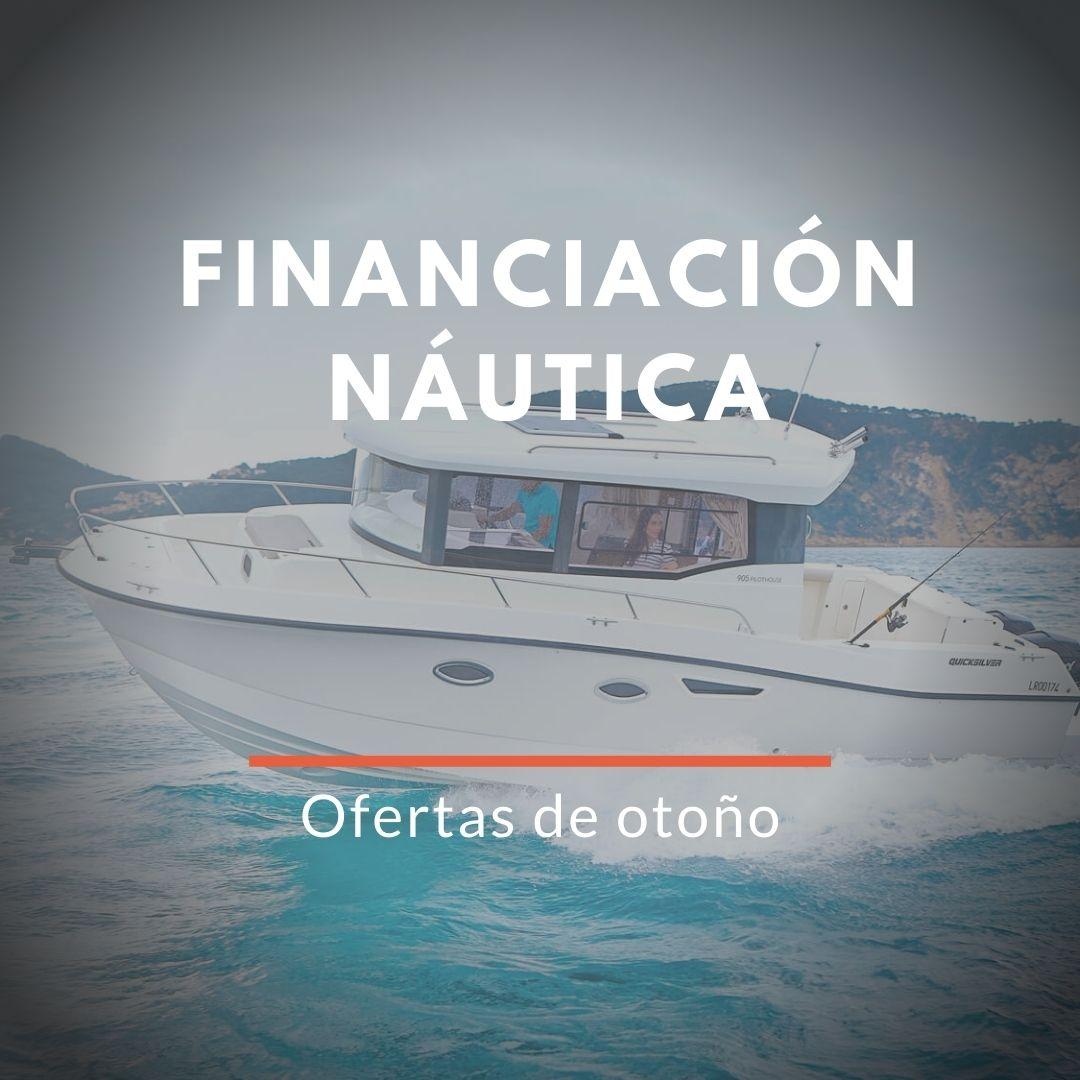 Ofertas de financiación náutica