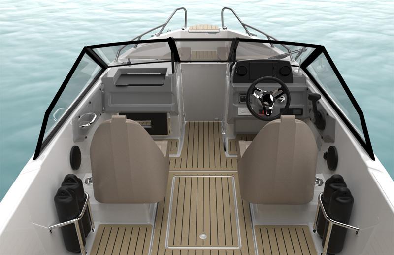 Quicksilver 555 Bowrider en Cambrils