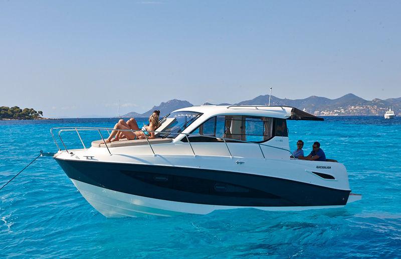 Oferta embarcación Quicksilver 755 Weekend